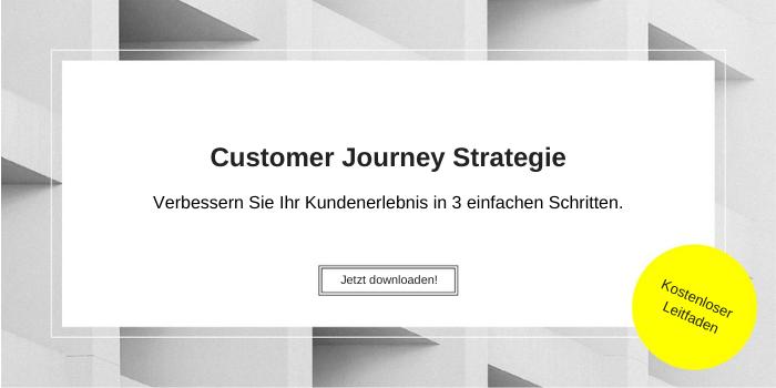 B4B CTA-Leitfaden Customer Journey