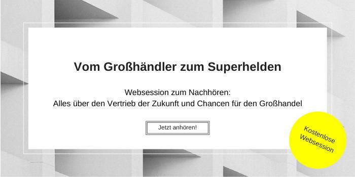 B4B Websession Großhandel