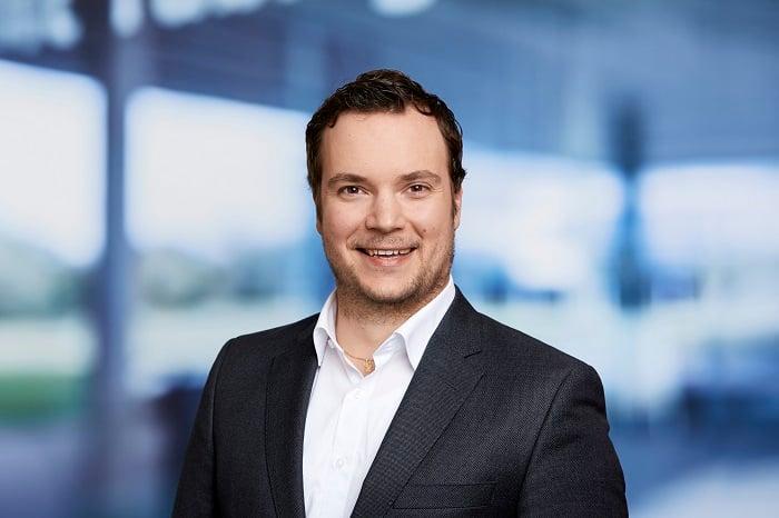 Georg Krenn von B4B Solutions, Tochter der All for One Group