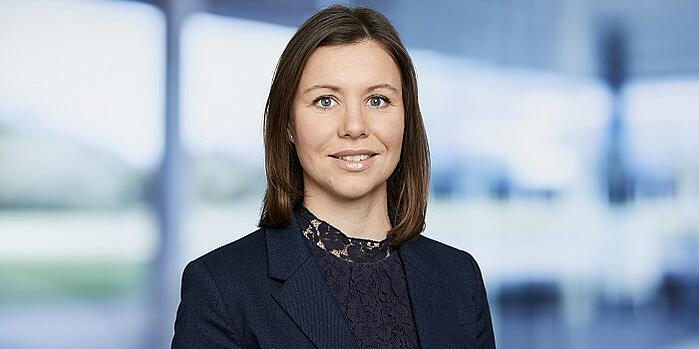 Vanessa Sallanz, Head of Strategy & HR Services bei der All for One Group